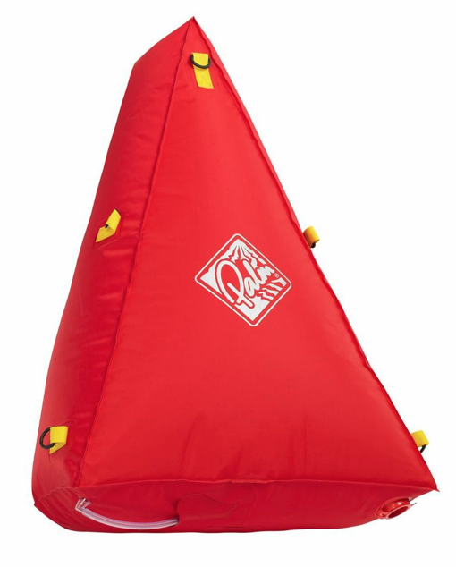 Palm 3D Canoe Float Bag | WWTCC |  Canoe Airbags