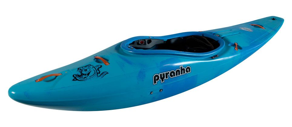 Pyranha Ripper | WWTCC | Whitewater Kayaks