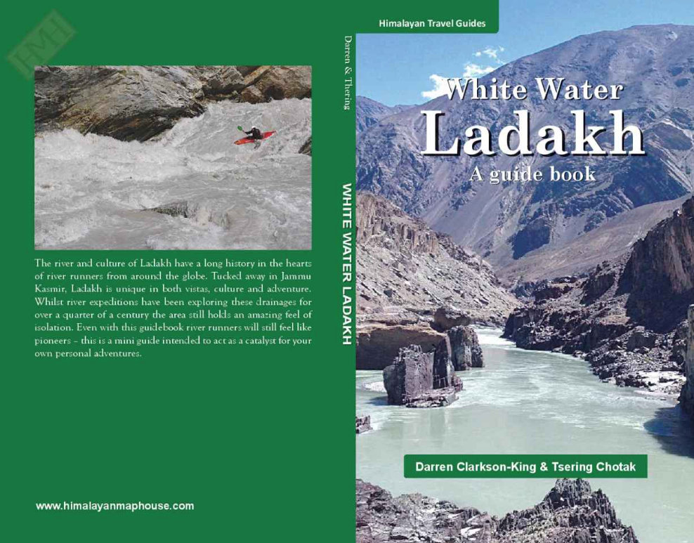 White Water Ladakh Guide Book